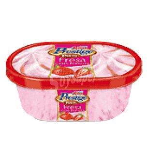 Kalise Helado fresa con fresas prestige plus 1 l