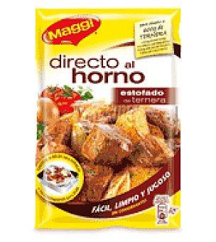 Maggi Sazonador estofado directo al horno 28 g
