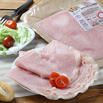 ElPozo Jamón cocido extra artesano Envase de 190 g