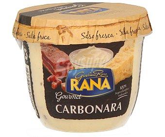 Rana Salsa carbonara gourmet 180 gramos