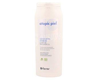 Atopic Piel Aceite de ducha emoliente, coadyudante en el tratamiento de dermatitis atópica 200 ml