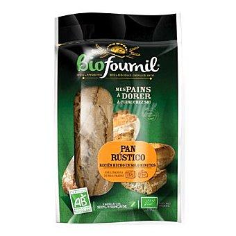 Bio Fournil Barritas de pan rústicas Pack 2x200 g