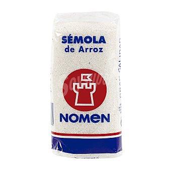 Nomen Sémola de arroz Paquete 250 g