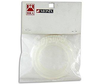 MONIX Recambio de goma, junta de silicona de tapa de olla expréss Clásica de 4 a 6 litros de capacidad., no apta para ollasrápidas ni ultra-rápida 1 Unidad