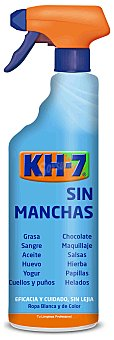 KH-7 Quita manchas prelavado Sin Manchas 750 ml