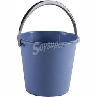 PLASTIKE Cubo agua liso 12 litros Pack 1 unid