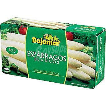 Bajamar Espárragos blancos 8-12 piezas selección especial Lata 220 g neto escurrido