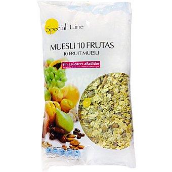 Special Line Mueli 10 frutas sin azúcares añadidos Envase 1 kg