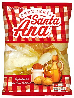 Santa Ana Patatas de churrería Bolsa de 190 g