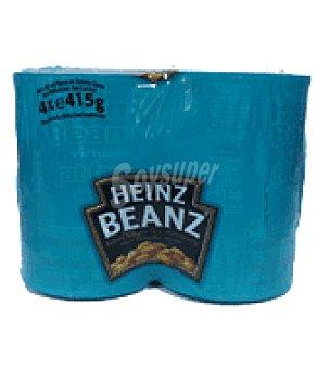 Heinz Baked beans Pack de 4x415 g
