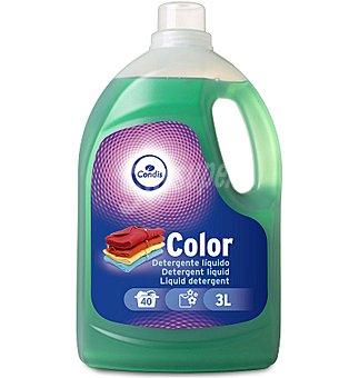 Condis Detergente liquido color 40 DOS