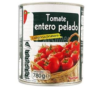 Auchan Tomate Pelado Entero 480 Gramos
