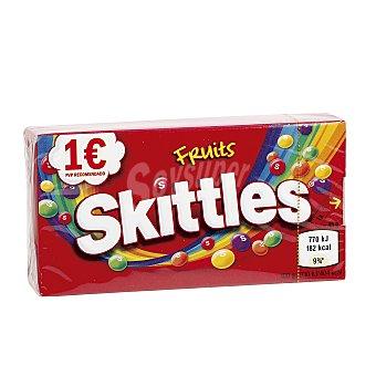 Skittles Caramelos sabor fruta Bolsa 45 gr
