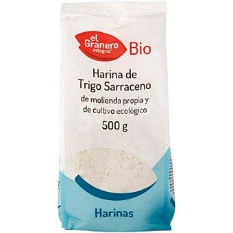 EL GRANERO INTEGRAL Bio harina de trigo sarraceno ecologica  envase 500 g