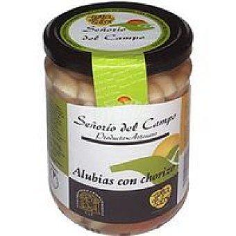 Legumer Alubia con chorizo Lata 440 g