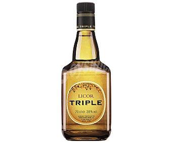 Triple Seco Licor de Manzana Botella 1 Litro