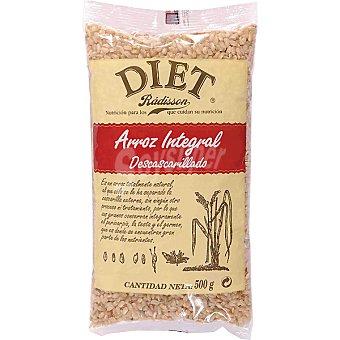 Diet Rádisson Arroz integral descascarillado envase 500 g