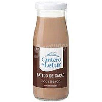 El Cantero de Letur Batido ecol. de cacao Botellín 250 ml