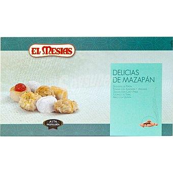 El mesias Delicias de mazapán estuche 330 g Estuche 330 g