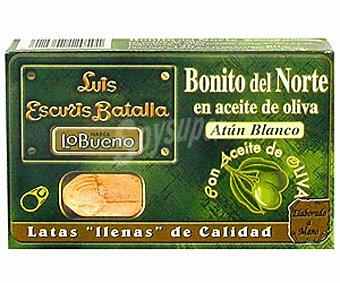 Lobueno Bonito del Norte en Aceite de Oliva 80 Gramos