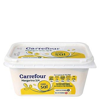 Carrefour Margarina vegetal 500 g