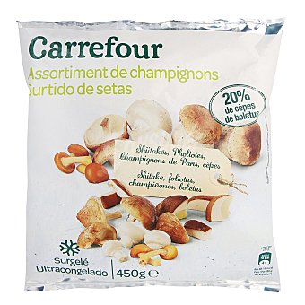 Carrefour Surtido Setas 450 g