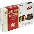 Hojaldres de Astorga al cacao Estuche 450 g La mallorquina