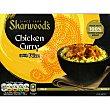Pollo al curry con arroz Estuche 375 g Sharwood's