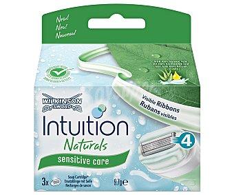 Intuition Naturals Máquina de Depilación 1u