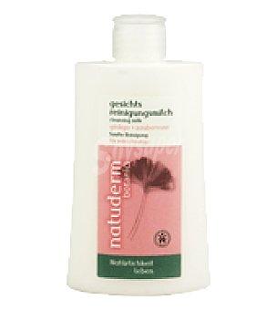 Naturderm Leche limpiadora rostro Ginkgo & Oliva 200 ml