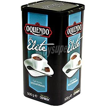 Oquendo Café molido descafeinado 500 g