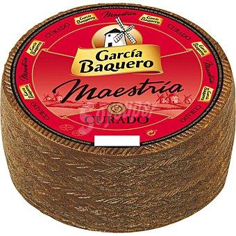 Garcia Baquero Queso curado mezcla peso aproximado pieza 3 kg