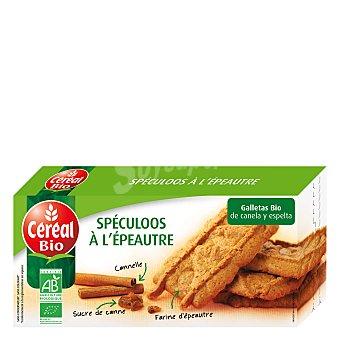 CEREAL BIO galletas de canela y espelta ecológicas envase 125 g