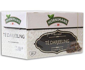 Hornimans Té Darjeeling (té negro) 20 ud
