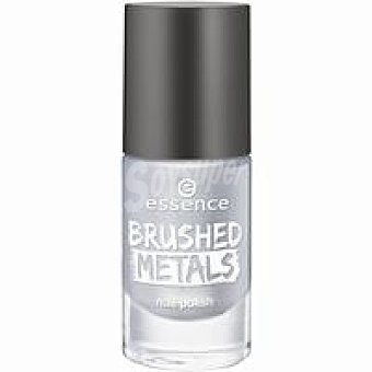 Essence Cosmetics Esmalte de uñas Brushed Metals 01 pack 1 unid