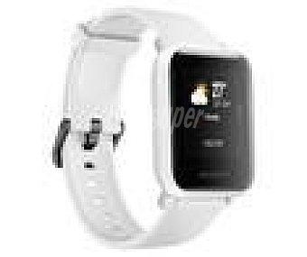 AMAZFIT Bip S Smartwatch Blanco pétreo, notificaciones, medidor actividad, pulsómetro, bluetooth, gps.