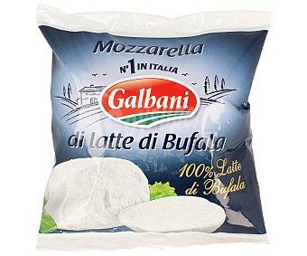 GALBANI Mozzarella (queso fresco italiano de leche de búfala) 125 gramos