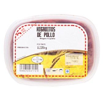 Hígado de Pollo Tarrina 235 g
