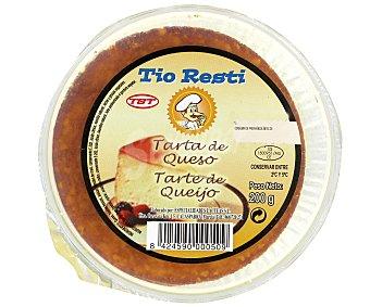 Tio resti Tarta de queso 200 gr