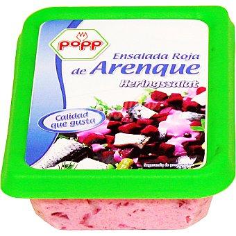 Popp ensalada roja de arenque envase 200 g