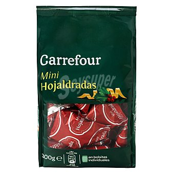 Carrefour Mini hojaldradas 300 g