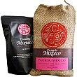 Café tostado y molido expreso 100% Arábica artesanal de Mejico mixteco Paquete 250 g Ensueño