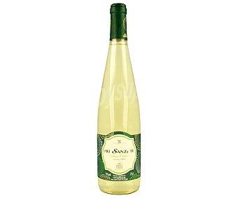 Sanz Vino blanco 100% verdejo D.O. Rueda botella 75 cl 75 cl