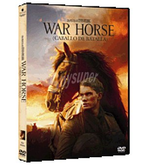 War horse (caballo de bat) dvd