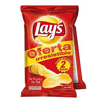 Lay's Patatas al punto de sal 340 g