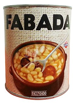 Hacendado FABADA BOTE 860 g