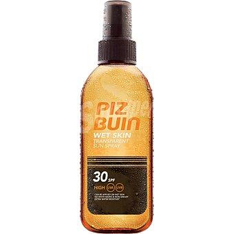 PIZ BUIN Wet Skin spray solar transparente SPF30  spray 150 ml