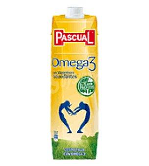 Pascual Leche Omega 3 Brik de 1l