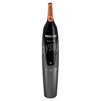 Philips NT3160/10 cortavello de nariz, orejas y cejas con tecnología protectube