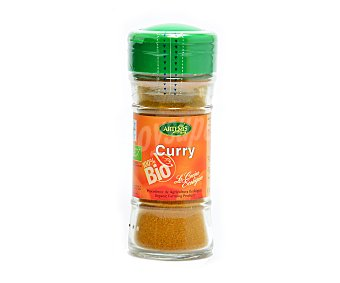 Artemis Bio Curry procedente de agricultura ecológica 30 gramos